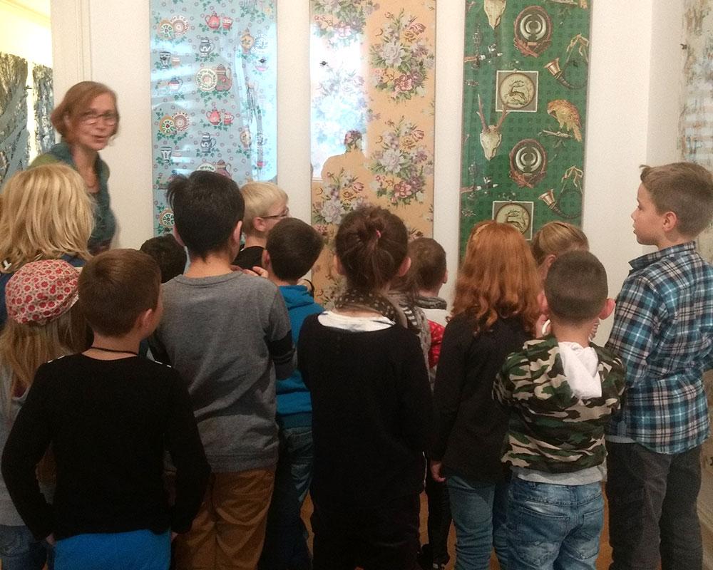 Ferien in der OGS: Villa Zander