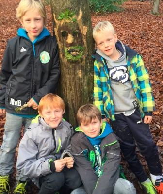 Ausflug zur Naturschule am Aggerbogen