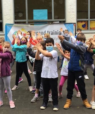 """Aktion """"Jugend trainiert! Gemeinsam bewegen"""""""