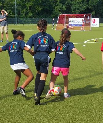 Mädchen-Fußball-Meisterschaft