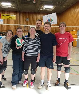 Volleyballturnier – Stadtmeisterschaft 2018
