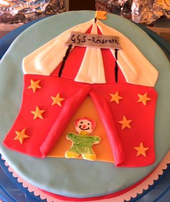 Zirkuswoche – Abschlussveranstaltung